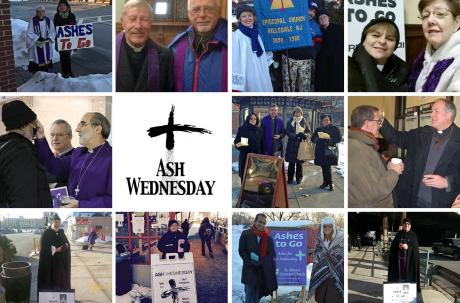 Ashes to Go 2015 gets widespread media coverage in northern NJ