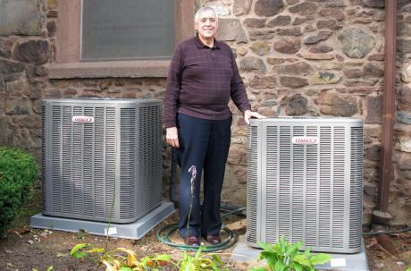 Grace Church in Rutherford benefits from GreenFaith's Energy Services Program
