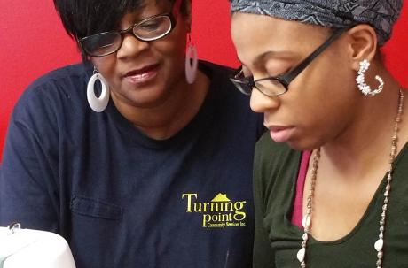 Alleluia Story: Turning Point Community Services, Inc.