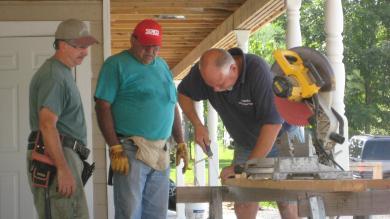 Multi-County Habitat Build Day June 16