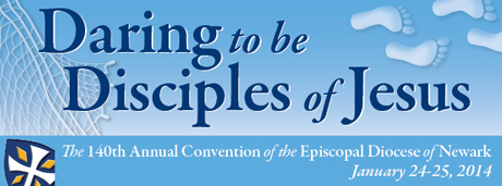 The 140th Annual Convention of the Episcopal Diocese of Newark, January 24-25, 2013